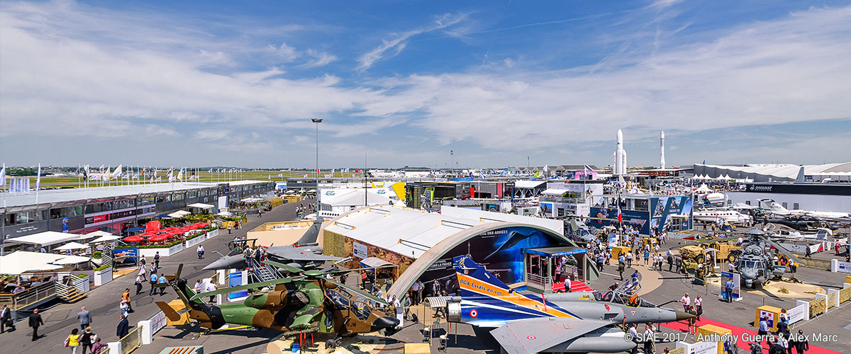 Back from the Paris Air Show 2019!