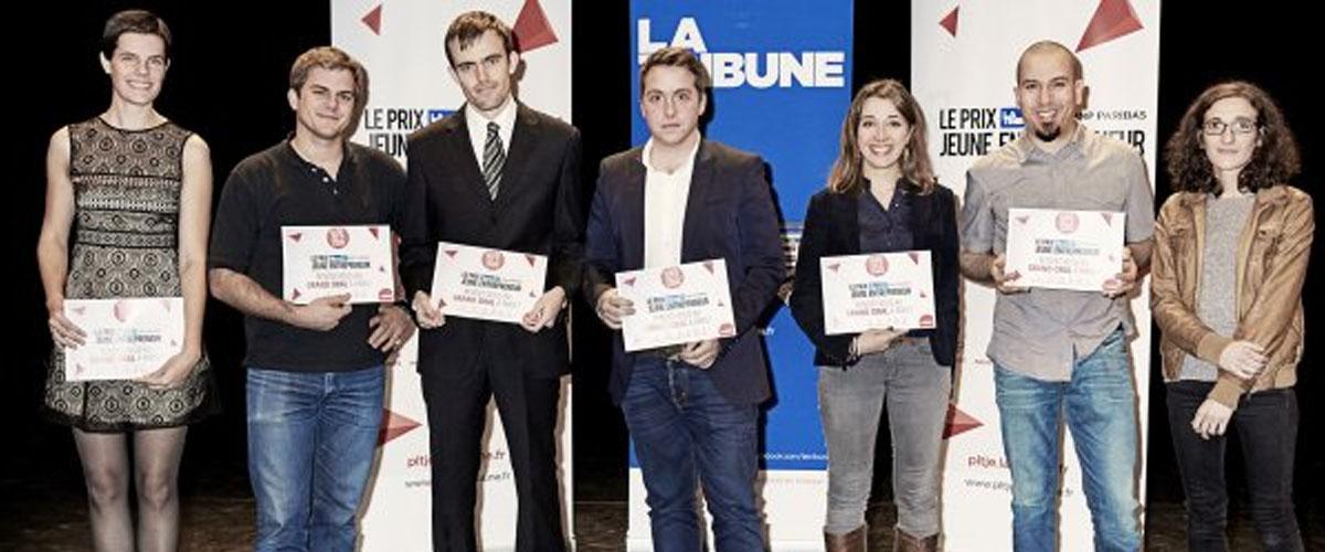 Donecle wins entrepreneurship award