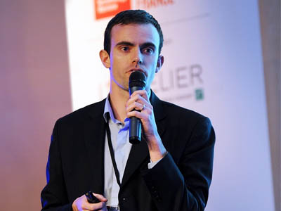 Matthieu Claybrough Donecle CTO