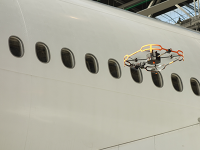 AAR to adopt Donecle's automated inspection drone baneer POST