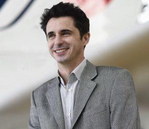 James Kornberg, Innovation Director AFI KLM E&M