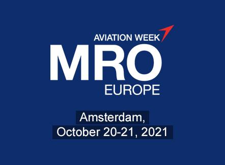 MRO Europe Amsterdam October 20,21 2021